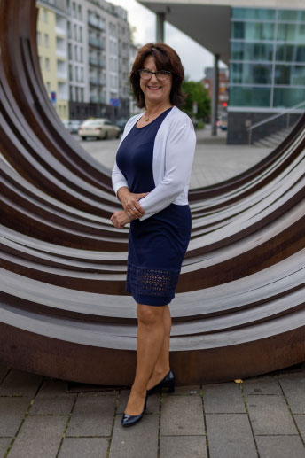 Corina Pfohl-Steilen - Qualitätsmanagement