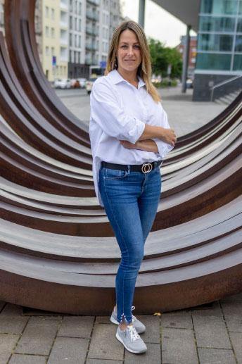 Sylwia Matysiak - Leitung der Hauswirtschaft